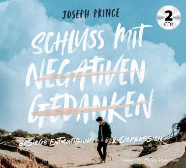 Joseph Prince | Schluss mit negativen Gedanken - Hörbuch Audio-CD