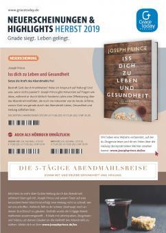 Grace today Verlagsvorschau