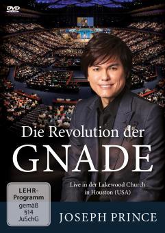 Joseph Prince | Die Revolution der Gnade (3 Predigten) DVD