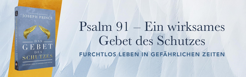 Banner - Gebet des Schutzes