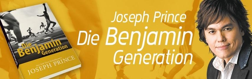 Banner 22 Die Benjamin-Generation